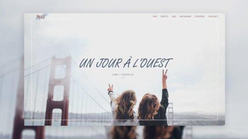 LE PIXEL JAUNE - Création de blog professionnel